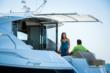 45 Cantius with shade extended