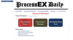 ProcessEX website