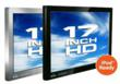 "Broadcastvision 17"" HD Widescreen Personal Viewing TV"
