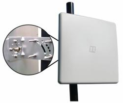 L-com's latest 900 MHz Flat Panel Antenna