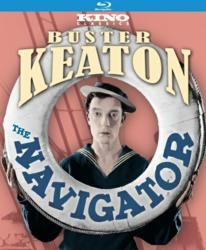 The Navigator Blu-ray cover art