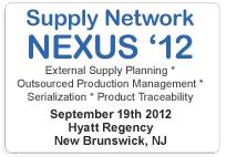 TraceLink Supply Network NEXUS '12