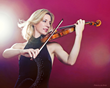 Vintage Wine Weekend features the encore performance of Elizabeth Pitcairn and her legendary Red Violin.