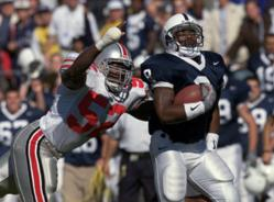 OSU's James Cotton Tackles Penn State
