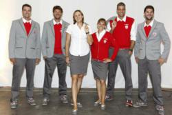 "The Swiss Win Gold for ""The Best Dressed"" Nation at This Year's Olympics"