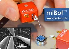miBot Micro/Nanomanipulator