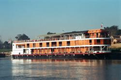 RV Paukan, Heritage style cruising on the Irrawaddy
