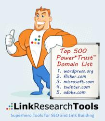 CEMPER Top 500 Power*Trust™ Links