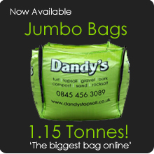 NEW DANDY'S JUMBO BULK BAG