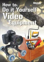 Learn to build Do-It-Yourself Video Equipment with a new DVD from Videomaker magazine.