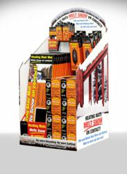 HeatTrak's Pallet Display won the NRHA's 2011 Packaging and Merchandising Awards