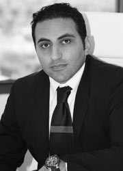 Los Angeles Personal Injury Lawyer, Kevin Danesh