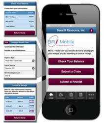 BRiMobile from Benefit Resource, Inc.