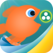 <i>Motion Math: Hungry Guppy</i> teaches kids addition using dots