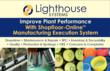 Lighthouse Systems is Set to Exhibit Their MES Software,...