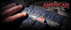 Jeans Made in USA