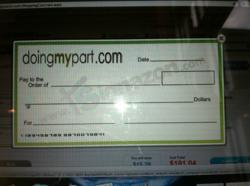 DMP's Donation