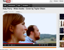 Wide Awake Video on YouTube