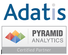 Adatis Certified Pyramid Analytics Partner