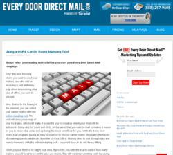 Every Door Direct Mail Resource Center