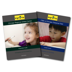 chicago, bright kids, regional gifted center, classical school, preparation guide, test preparation