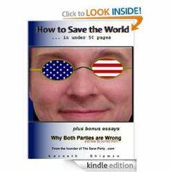 How to Save the World ... In Under 50 Pages