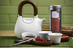 Zhi Tea Raspberry Pecan Rooibos