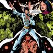 Artwork from an Elvis Presley story by Stan Lee