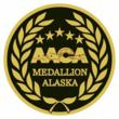 The Alaska Air Carriers Association Medallion Foundation logo