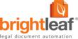 Brightleaf delivers Legal Document Automation tools to lawyers' iPads and desktops.