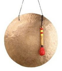 Margaret McElroy's Gong Meditation
