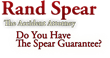 Rand Spear, The Accident Lawyer, Now Taking Clients with Worker's...