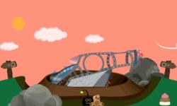 Broken spaceship, Furdiburb the virtual pet, and teddy bear