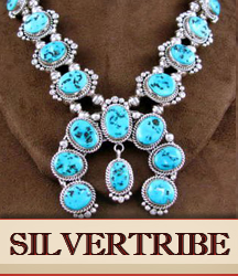 SilverTribe Turquoise Jewelry