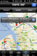 Get up-to-the-minute regional traffic updates with MotorTorque's traffic map