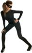 Ladies Catwoman Dark Knight Costume