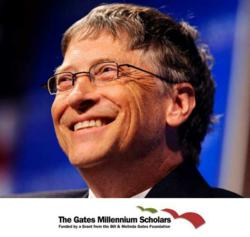 Bill  Gates Millennium Scholars Program