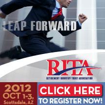 Retirement Industry Trust Assn Conference, Arizona Oct 2012