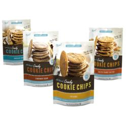 All Natural Crunchy Cookie Chips