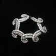 Gorgeous Taxco Silver Vintage Style Bracelet