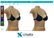Crisalix New Generation 3D Simulator - Virtual Wardrobe