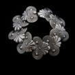 Hector Aguilar Original Molds, Taxco Sterling Silver Bracelet