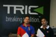 Ms. Rooter at TRIC HQ