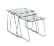 Slice Nesting Tables by Adesso 160