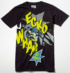 Batman T-shirts from Ecko
