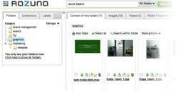 Razuna open source digital asset management