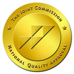 Rx relief earns Gold Seal of Approval from The Joint Commission
