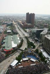 Baltimore Grand Prix Parking Passes available now through an official partnership with Parking Panda
