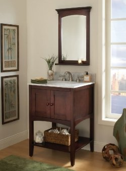 Small Bathroom Solutions SpaceEfficient Bathroom Vanities By - 24 bathroom vanity with drawers