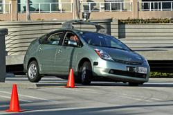 Google Driverless Car